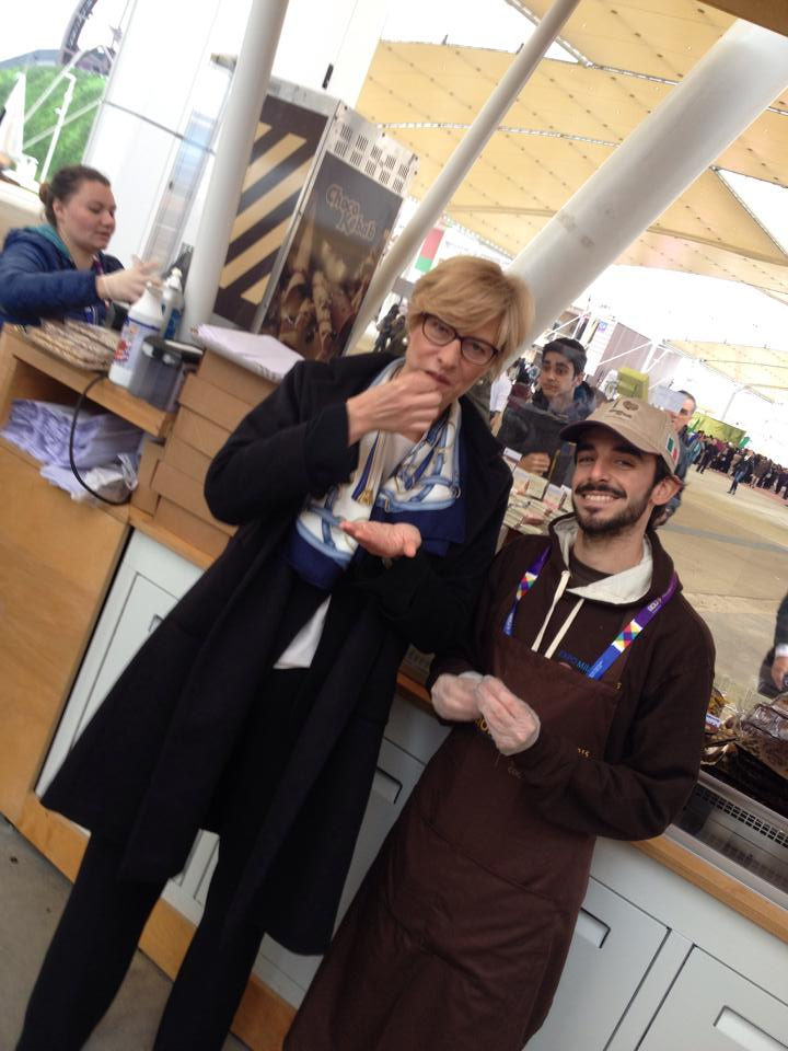 At the Expo 2015 (2)