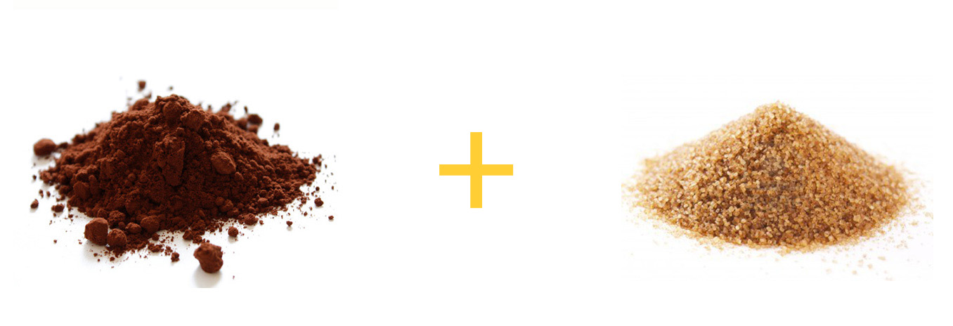cacao-zucchero