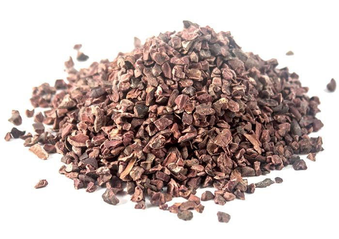 17273332 - raw cacao  organic crushed - photo